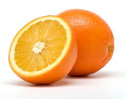 Orange::Citrus sinensis